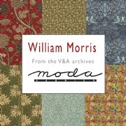 Moda Fabrics - William Morris - V&A 2017